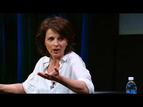 A Conversation with Juliette Binoche at the Toronto Festival 2014