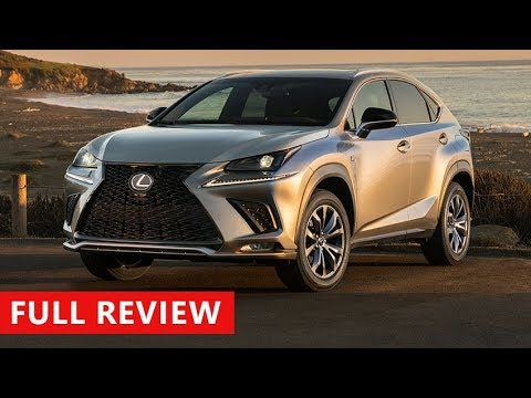 2018 Lexus NX Review - Best Mid-Size SUV ? - Dauer: 10 Minuten