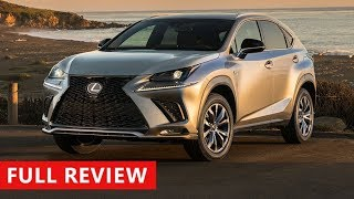 2018 Lexus NX Review - Best Mid-Size SUV ?