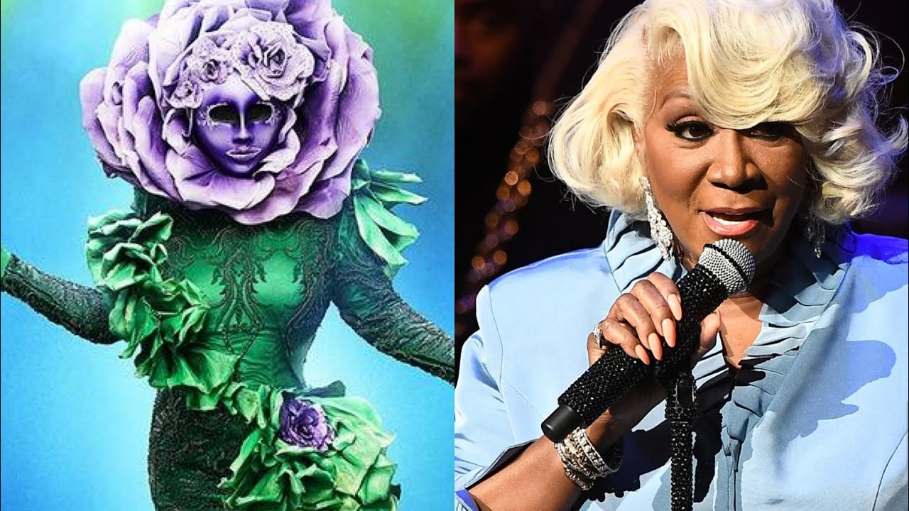 The Masked Singer: Patti LaBelle Revealed to Be Flower