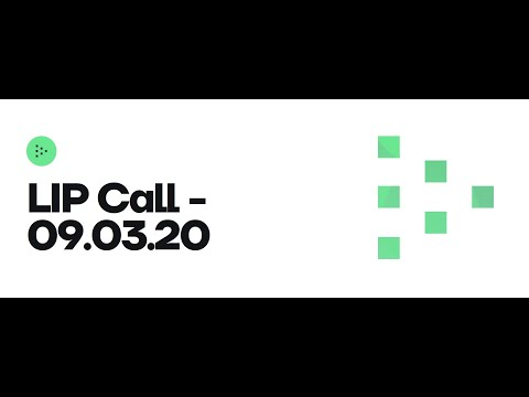 LIP Call - 09.03.20