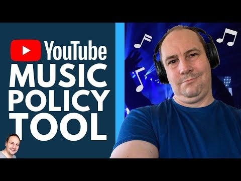 Youtube Music Policy Tool - How to Check for a Song