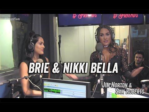 The Bellas - Brie Returning, Daniel Bryan's Health, etc  - Jim Norton & Sam Roberts