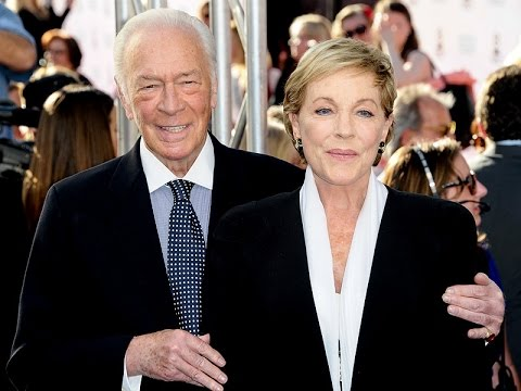 Julie Andrews & Christopher Plummer Fondly Recall The Sound of Music