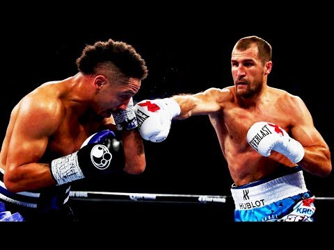 Andre Ward vs Sergey Kovalev I - Highlights (Great FIGHT, Close Decision)