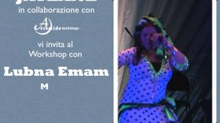 JAYLANE presenta: LUBNA EMAM a MILANO!!