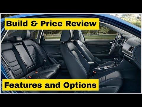 2019 Volkswagen Jetta R-Line - Build & Price Review: Interior, Colors, Trims, Features, MPG, Specs