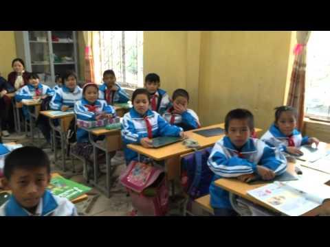 Trường tiểu học Trung Hà - Chuyên đề: Tiếng Anh