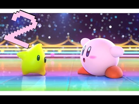[Kirby Dubstep Remix] ColBreakz - Gourmet Race (music video)