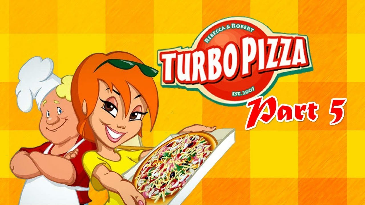 Turbo Pizza - Gameplay Part 5 (Level 16 to 18) - YouTube