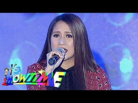 It's Showtime Singing Mo 'To: Jolina Magdangal sings 'Kapag Ako Ay Nagmahal'