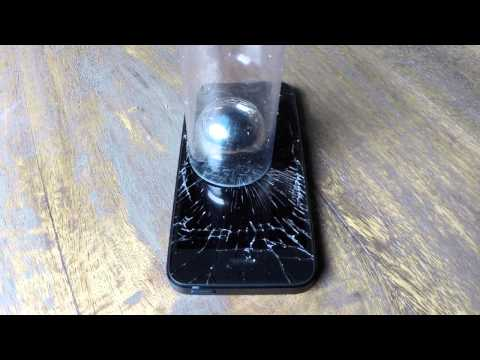 Tempered Glass Screen Protector Shattering