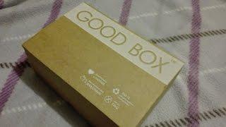 GoodBox - м. Октомври '16