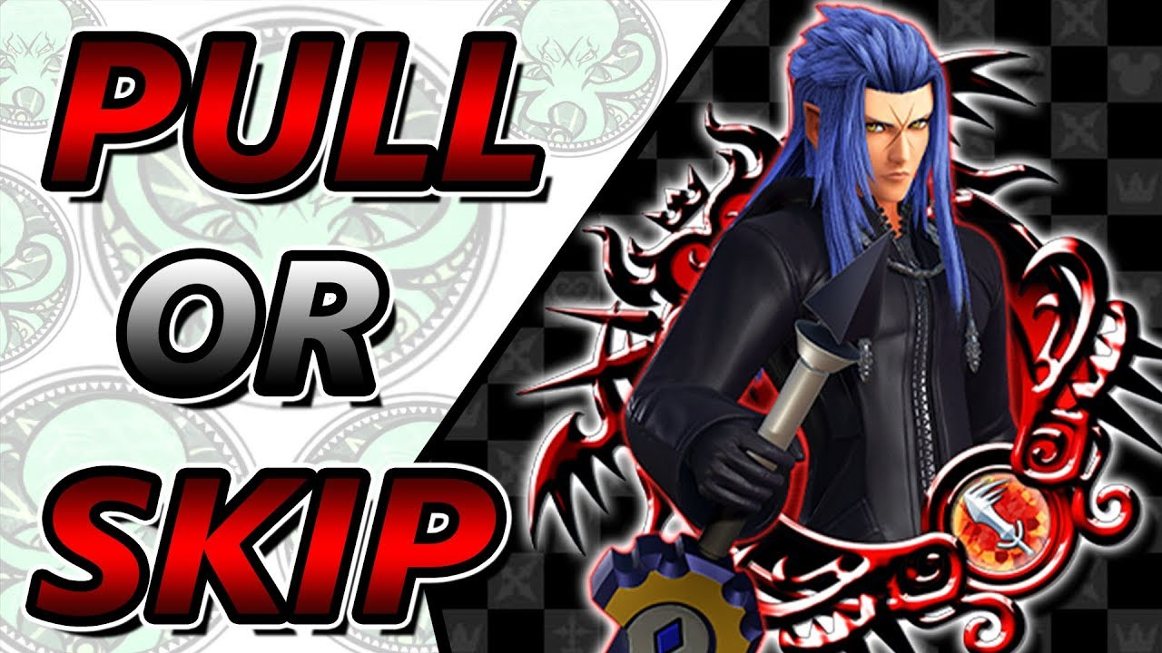 Download New KH3 Saix Is Here & Lea 5 Mercy Pull ~ KH Union χ[Cross]
