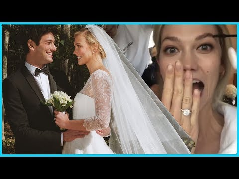 Karlie Kloss's MAGICAL Wedding and the HISTORY of Josh Kushner and Karlie's Romance!