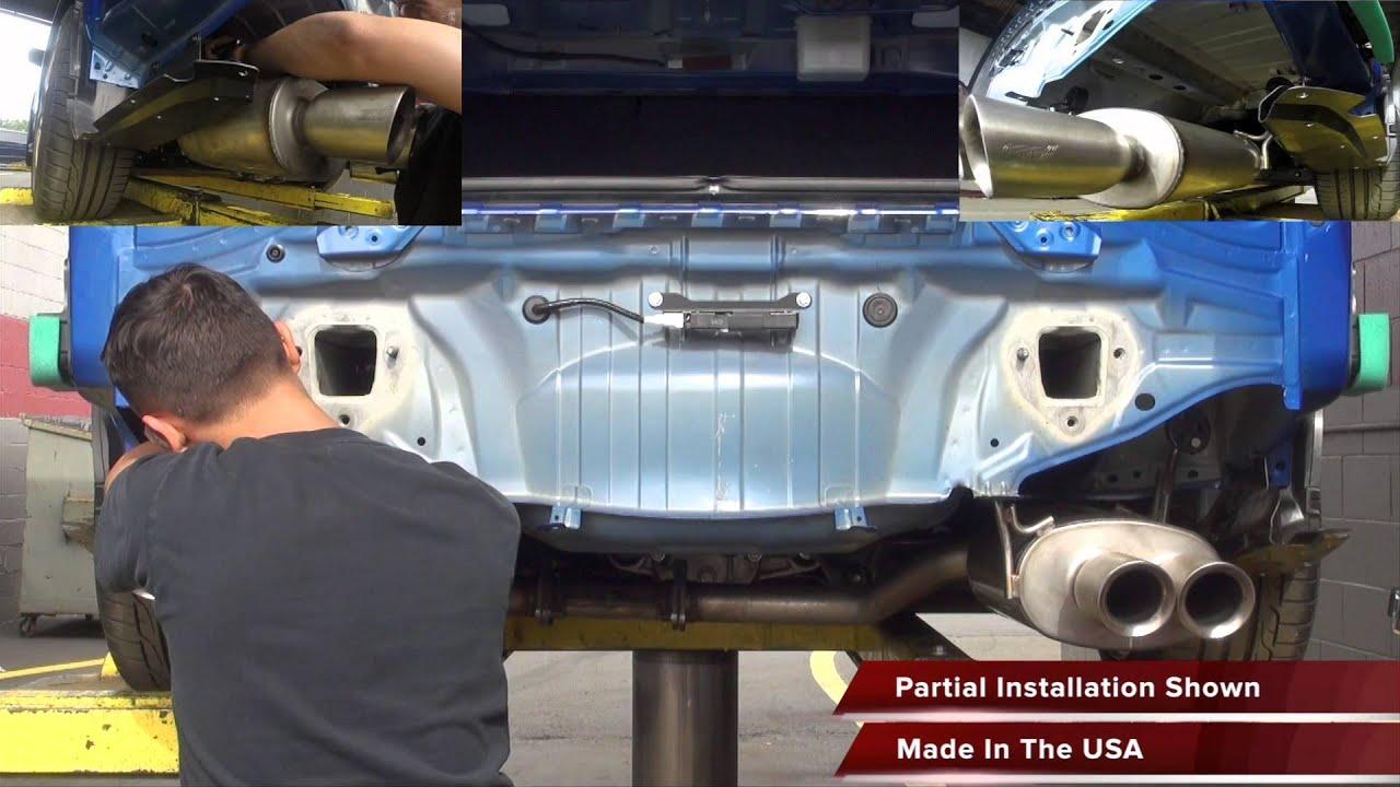 Subaru Crosstrek Hitch >> 2015+ Subaru WRX & WRX STI Invisi/Hidden Ecohitch® Trailer Hitch Installation-Torklift Central ...
