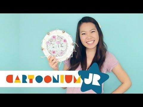 DIY Tambourine - Homemade Harmonies with Ellen Chang