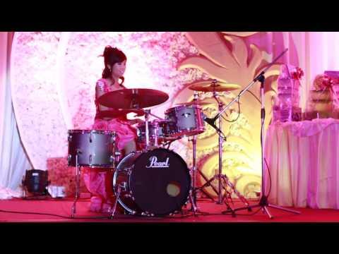 Jamrud - Selamat Ulang Tahun (Drum Cover)