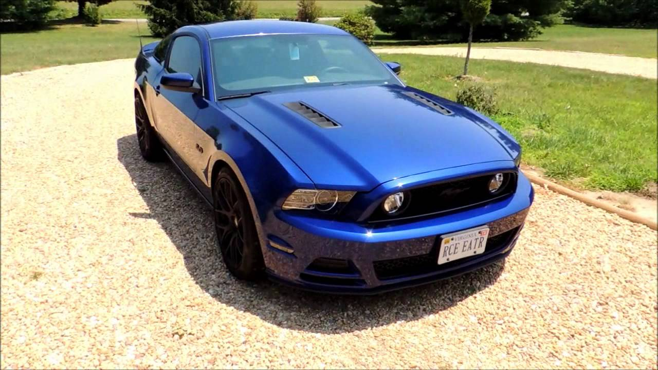 2013 ford mustang gt 5 0 plastidipped hood vents review youtube. Black Bedroom Furniture Sets. Home Design Ideas