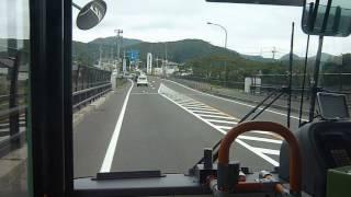 【仙台市営バス前面展望】840系統・上愛子小学校前→熊ヶ根橋