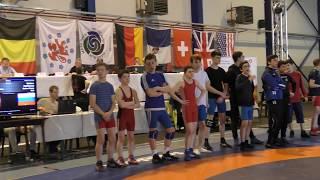 Открытие Сайтиевского турнира-18 в Бельгии