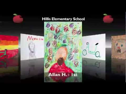 Hillis Elementary School - Red Apple Gallery
