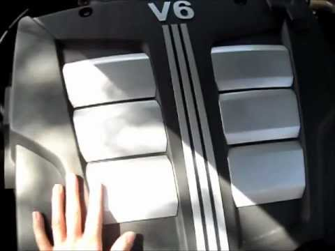 Changing Spark Plugs 2006 Hyundai Tiburon 2 7l V6 Youtube
