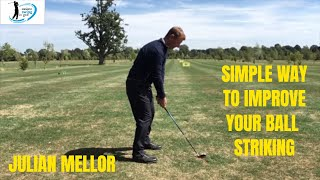 EASIEST SWING IN GOLF, SIMPLE TIP TO IMPROVE YOUR BALL STRIKING, SENIOR SPECIALIST