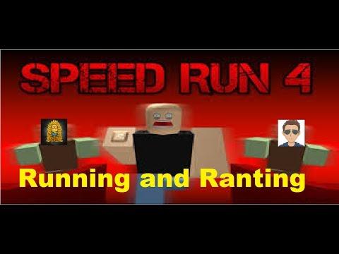 Running and ranting!! |roblox|