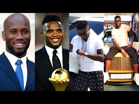 Les Footballeurs Les Plus Riches D'Afrique 2020 - DavidFaitDesTops
