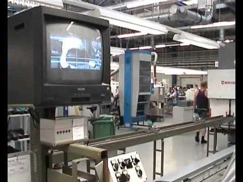 ECCO factory