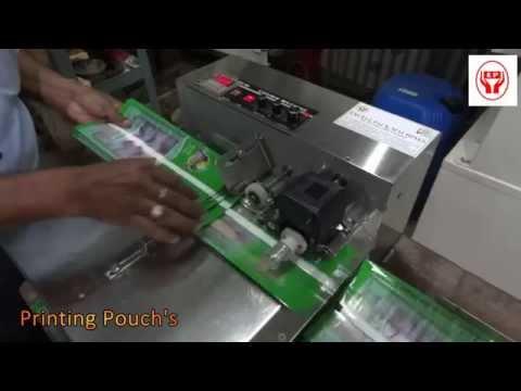 Batch Coding Machine Manufactures