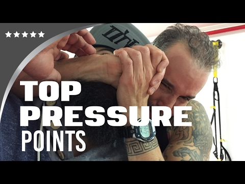 3 TOP PRESSURE POINTS IN A STREET FIGHT