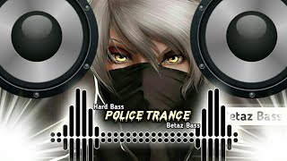 Extreme Bass Sound Check !!! Full Vibration Mix || Hard Bass Police Trance ☠️💨 || Betaz Bass