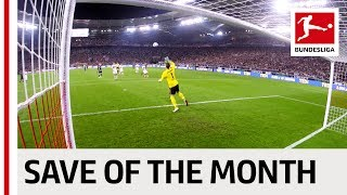 Save Of The Month May: The Winner Is…