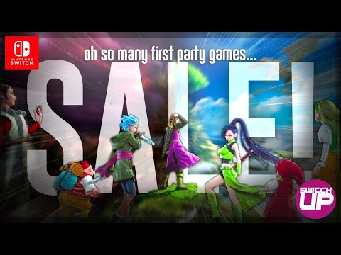 HUGE JANUARY Eshop Sales have Begun...they're a bit good!