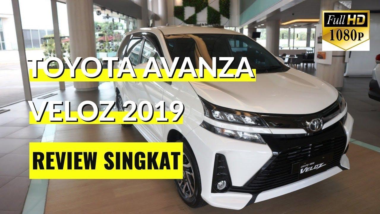 ulasan grand new veloz avanza vs xenia review singkat toyota facelift 2019 youtube