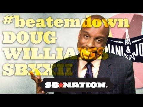 Doug Williams in Super Bowl XXII: Great Moment in #beatemdown History; Bomani & Jones, episode 75