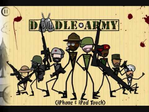 скачать бесплатно игру Doodle Army - фото 9