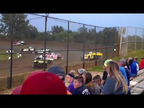 Sport Mod Heat 3 @ Marshalltown Speedway 09/15/17