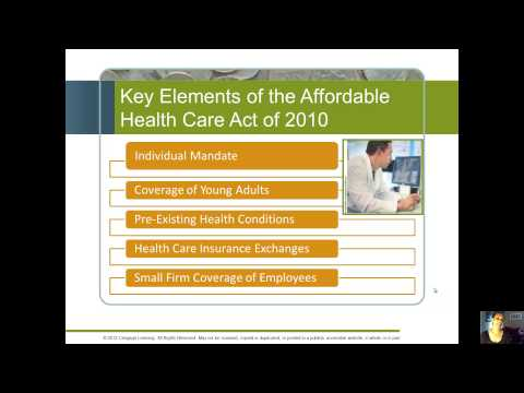 Government Insurance and Health Care Reform
