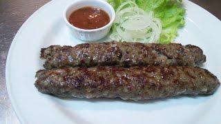 Как приготовить Люля-кебаб из баранины!!!