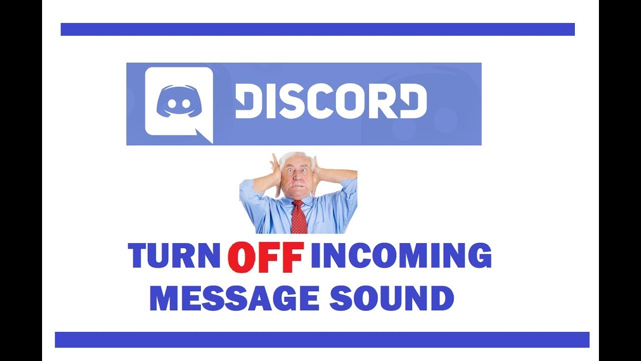 TURN OFF Beeping Sound in Discord!