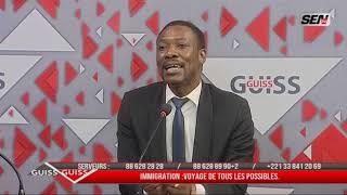 Guiss Guiss du 29 Septembre 2019 sur l'immigration  avec Tange Tandian