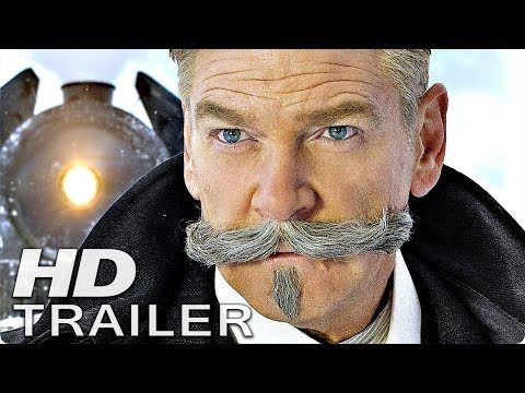 MORD IM ORIENT EXPRESS Trailer 2 Deutsch German (2017)