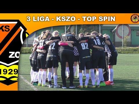 Kobiety: KSZO Ostrowiec Św. - Top Spin Promnik (13.10.2019 R.)