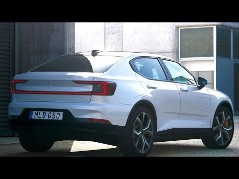 2020 Volvo Polestar 2 - ELECTRIC Vehicle Competitor?