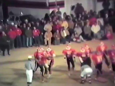 1989 Broken Bow Savages at Stilwell Indians Football (Class 3A Quarterfinals)