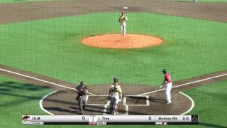 Troy vs. ULM Highlights - Game Two