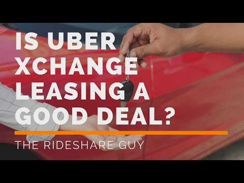 Is Uber's Xchange Lease A Good Deal?
